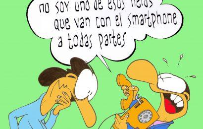 Humor y tecnología - Smartphone