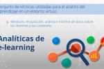 Analíticas en e-learning